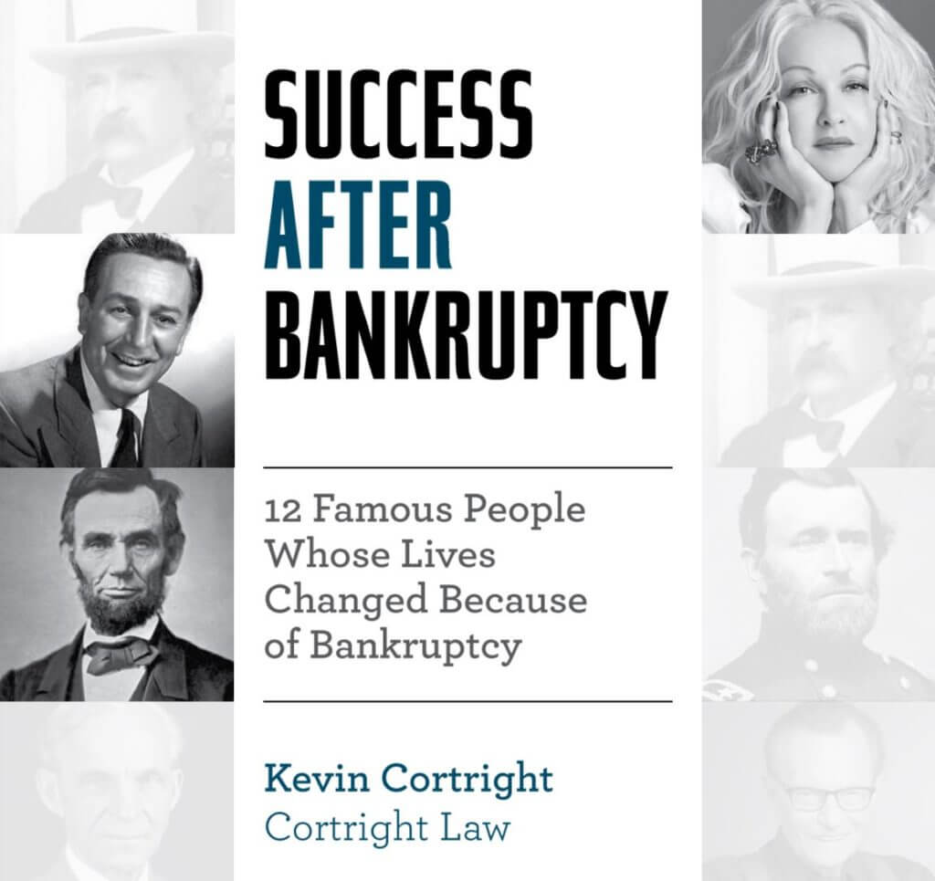 "Temecula Bankruptcy Attorney Kevin Cortright Publishes New eBook ""Success After Bankruptcy"""